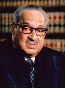 Hon. Thurgood Marshall, Justice.