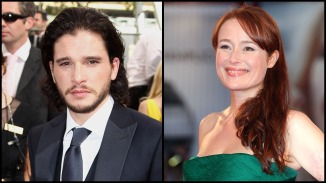 Kit Harrington (Game of Thrones) and Jennifer Ehle, to Join New Spooks Film.