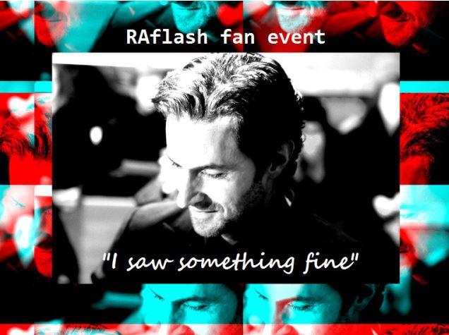 RAFlash fan event