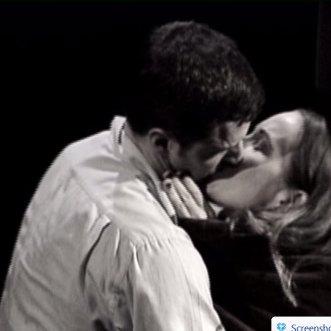 Screenshotstaged kiss 1