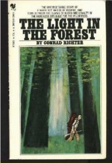 light in the forest book analysis Next: chapter 2 summary homework help  ask a question the light in the forest homework help questions  in the book the light in the forest by conrad richter, is true son ever able to.
