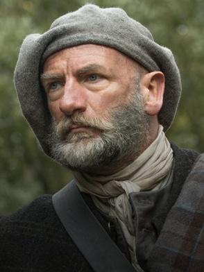 Graham McTavish as Dougal MacKenzie in Outlander