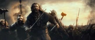 Thorin at the Battle of Azanulbizar