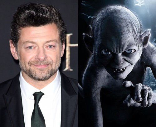 Side Dish: Andy Serkis- Man of Many Faces   Armitage Agonistes