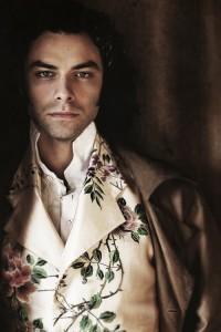 Aidan Turner as Rossetti in Desperate Romantics
