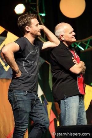 Dean and Mark