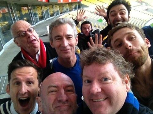 Hobbit cast at Armageddon Wellington