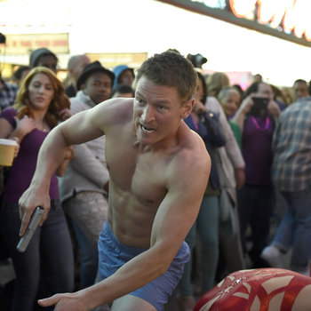 """THE PLAYER -- """"Pilot"""" -- Pictured: Philip Winchester as Alex King -- (Photo by: David Becker/NBC)"""