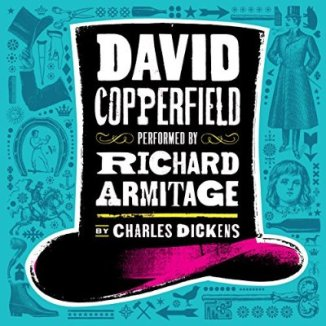 David Copperfield logo from Audible
