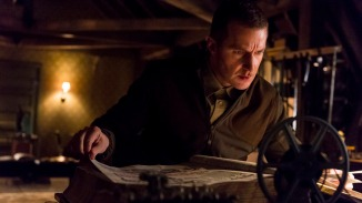 "HANNIBAL -- ""The Great Red Dragon"" Episode 308 -- Pictured: Richard Armitage as Francis Dolarhyde -- (Photo by: Brooke Palmer/NBC)"